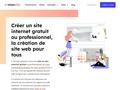 Créer un site internet gratuitement avec E-monsite