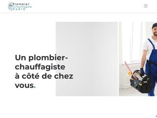 Dépannage, Installation de Chauffe-eau Electrique Chaffoteaux à Paris
