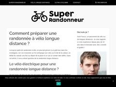 Super Randonneur, la longue distance à vélo