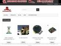 Arobose: boutique dédiée à la conception de robots