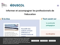 Eduscol sections internationales