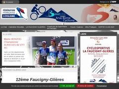 BONNEVILLE ARVE BORNE CYCLISME