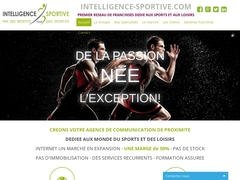 Franchise internet sport - INTELLIGENCE SPORTIVE - Mannuaire.net
