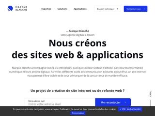 Création de site Internet - Rouen Normandie