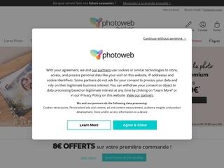 Photoweb : Tirage et développement photo numérique sur internet