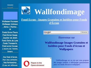 Wallfondimage - Fonds d'écran Gratuits