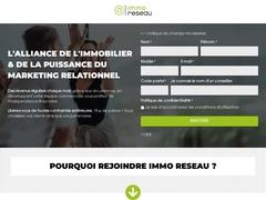 Reseau Immobilier - Mannuaire.net