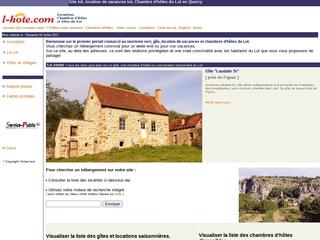 Annuaire de gites ruraux dans le Lot en Quercy