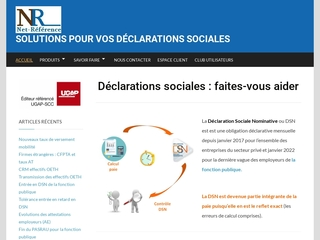 Votre DADS-U sous Excel avec Valid'DADS-U