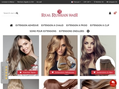 Extensions de cheveux Remy Hair Caucassiennes - Mannuaire.net