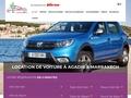 Location voitures à Marrakech, à Agadir, au Maroc, aux prix les plus bas à partir de22€/j pas cher.