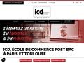 Détails : ICD Ecoles