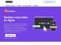 Navigateur Firefox en français | Plus rapide et plus sécurisé.