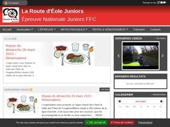La route d'Éole juniors