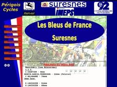 Les Bleus de France Suresnes