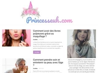 Princesseuh, un blog au féminin