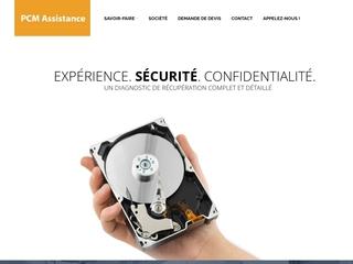 PCM assistance: récupération de données