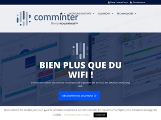 Comminter: Intégrateur de solutions réseaux
