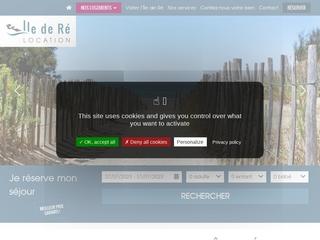 Passer des vacances sur l'Île de Ré