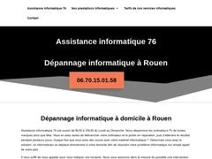 Dépannage ordinateur rouen - Mannuaire.net