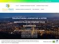 ecohabitat gestion énergie solaire aérothermie géothermie pompes à chaleur