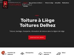 Entreprise de toiture à Liège