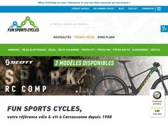 FUN SPORTS CYCLES