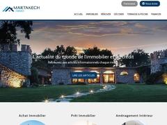 Détails : Immobilier  marrakech : M'art'akech immobilier