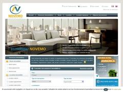 Détails : Annonces immobilières Novemo vente achat location