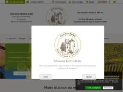 Détails : Vins d'Alsace - Clos Saint-Imer® - grand cru - vins grand cru