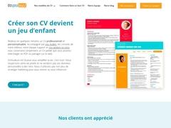 Détails : Doyoubuzz : Créer son CV gratuit en ligne