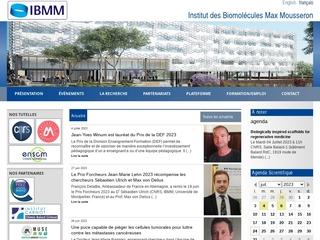 Institut des biomolécules Max Mousseron