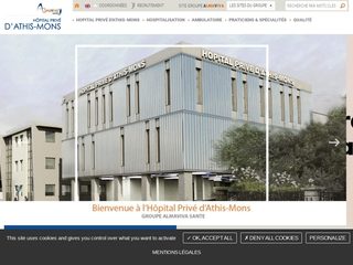 Hôpital privé d'Athis-Mons