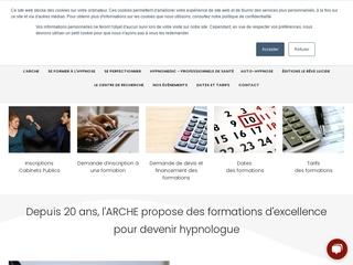 Hypnose Ericksonienne : ARCHE Académie