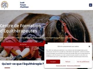 Société française d'équithérapie - SFE