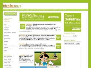 BienEtremag.com : bien être et développement personnel