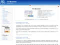 TV Browser