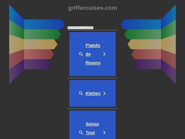 Griffe Cruises, le spécialiste des croisières
