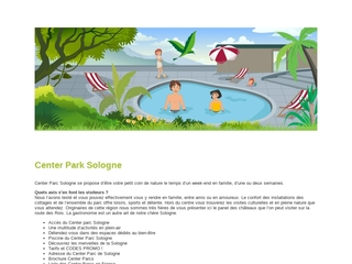 Center Parc de Sologne