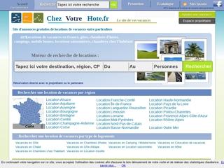 ChezVotreHote.fr