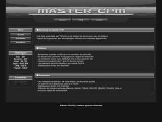 Master-CPM
