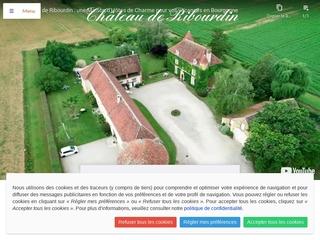 Château de Ribourdin