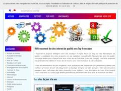 Bienvenue sur Top-France.com - Le TOP Francophone
