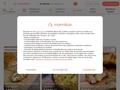 Marmiton : 44000 recettes de cuisine ! Recettes commentées et notées pour toutes les cuisines. Recette de cuisine. - Accueil - Marmiton.org