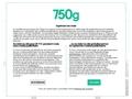 77 000 recettes de cuisine - 750 grammes