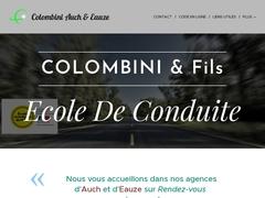Auto-école Colombini à Auch - Mannuaire.net