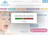 Maison bleue : réseau de crèches pour enfants