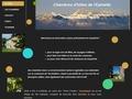 Détails : chambres d'hôtes proche autoroutes des Alpes