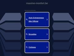 Maxime Monfort coureur cycliste belge