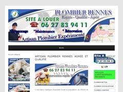 Plombier pas cher Rennes - Mannuaire.net